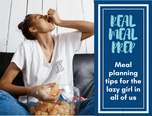Meal Planning for the Lazy Girl in All of Us