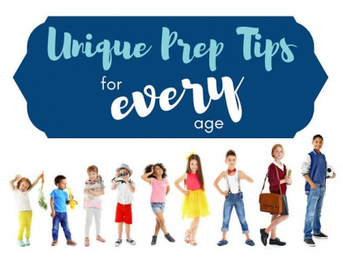 Back to School: Unique Organization Tips for Every Age