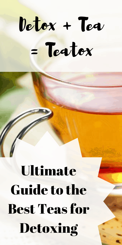 Find the best detox teas to get your health back on track.