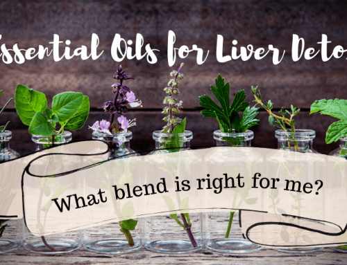 Essential Oils for Liver Detox: Natural Recipes and Blends to Help You Feel Better