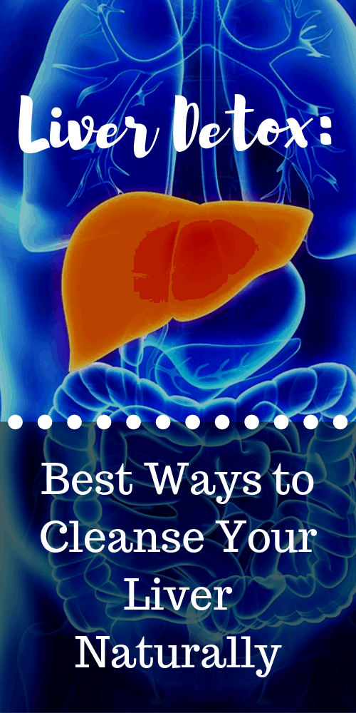 Learn about the best ways to cleanse with a liver detox!