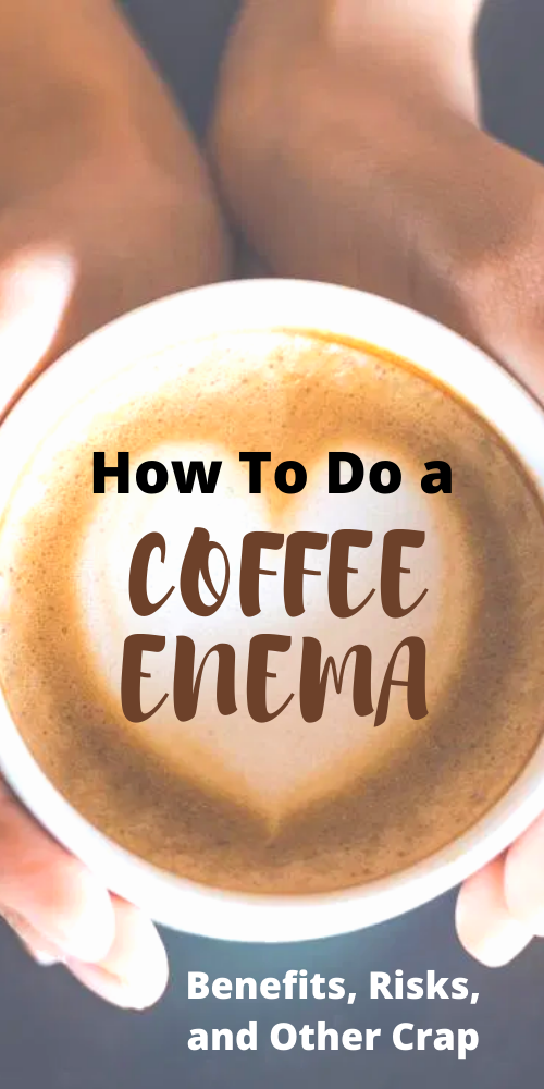 There are several coffee enema benefits that could improve your well-being.