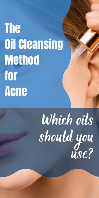 Here is a list of the best products to do an oil cleansing for acne.