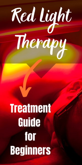 Red light therapy is used to help heal skin, weight loss and fat reduction.