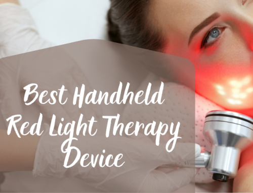 Best Handheld LED Light Therapy Device Review