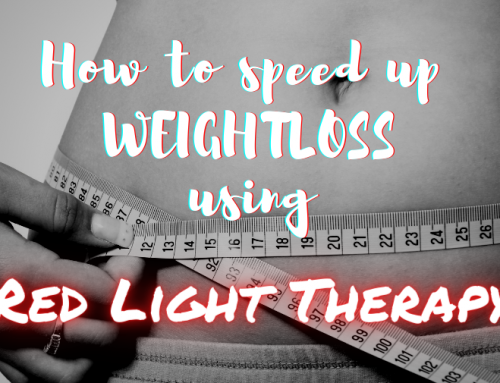 How to Speed Up Weight Loss Using Red Light Therapy